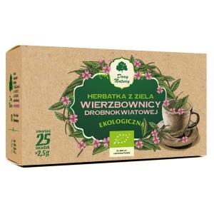 Wierzbownica drobnokwiatowa herbata - opinie o ziole na prostatę