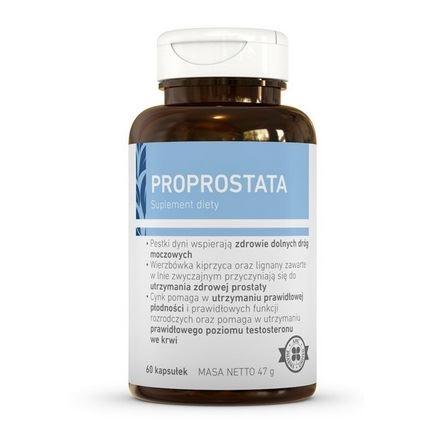 ProProstata - opinie o preparacie, który nie jest PRO