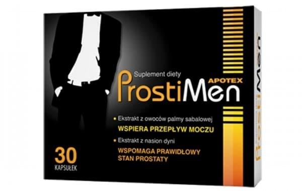 ProstiMen Apotex - opinie powinny być słabe