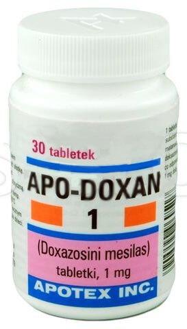 Tabletki na prostatę Apo-Doxan 4 - opinia o suplemencie