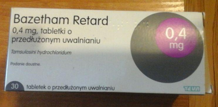 Kapsułki na prostatę Bazetham - opinia o suplemencie