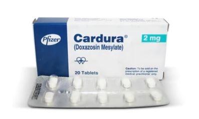 Tabletki Cardura - opinie po całym opakowaniu