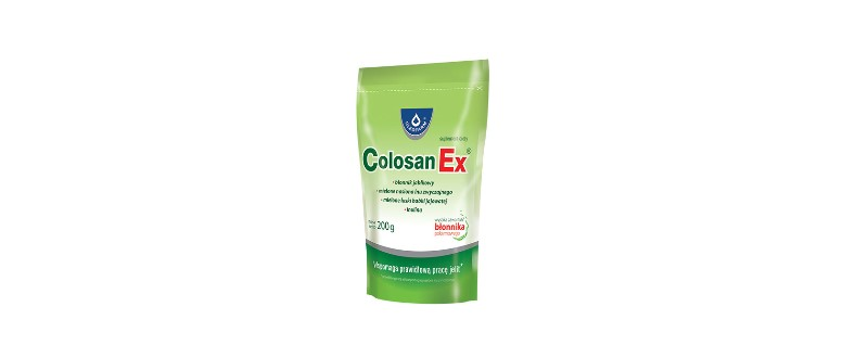 Moja przygoda z Colosan EX i beznadziejna opinia
