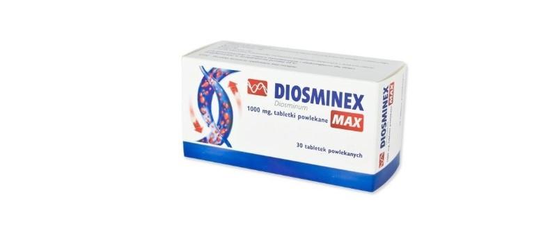 Opinie o Diosminex Max