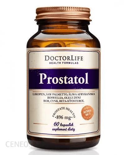 Kapsułki na prostatę Doctor Life - opinie i wnioski z kuracji