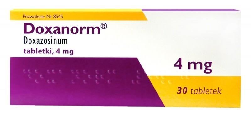 Tabletki na prostatę Doxanorm - opinie i efekty kuracji