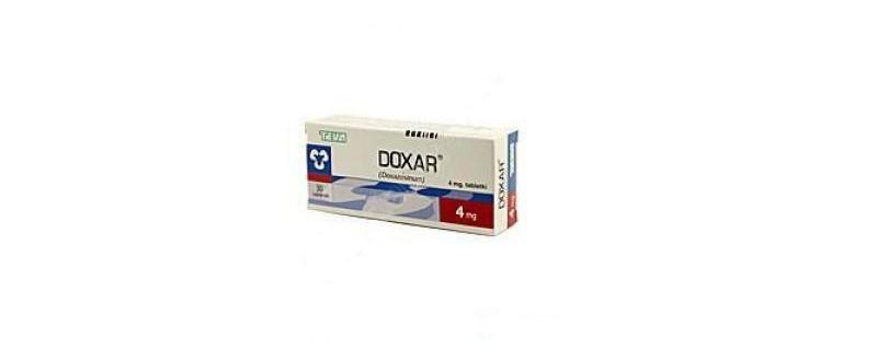 Tabletki Doxar