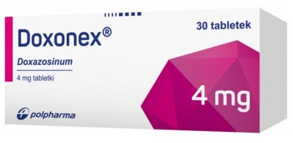 Tabletki na prostatę Doxonex - opinia po nieskutecznej kuracji