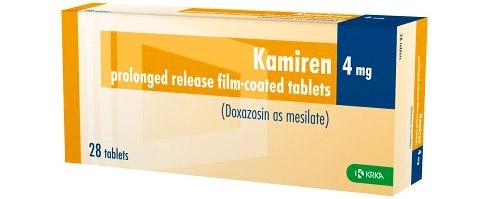 Tabletki na prostatę Kamiren