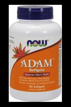 Tabletki na prostatę Now Adam - rozczarowanie!