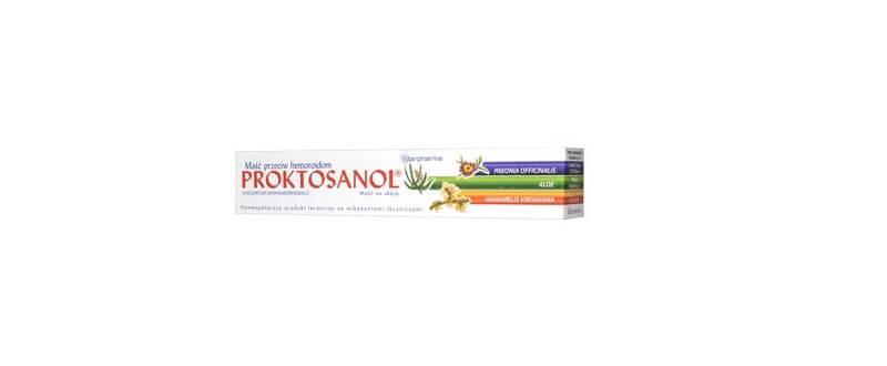 Opinie o maści Proktosanol