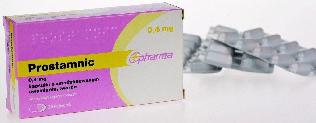 Tabletki na prostatę Prostamnic