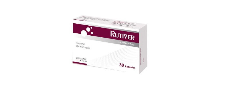 Suplement Diety Rutiver i moja opinia po kuracji