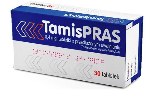 Tabletki na prostatę TamisPRAS - opinia zrezygnowanego klienta