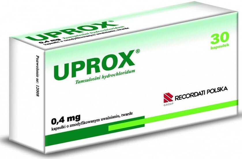 Kapsułki na prostatę Uprox - w mojej opinii nie warto kupować